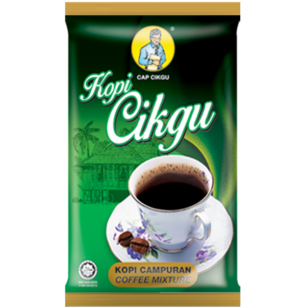 Heng Loong Coffee Products Capcikgu coffee powder 200g