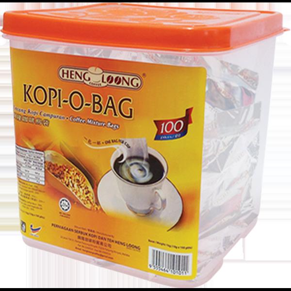 Produk Kopi Heng Loong Coffee Kopi O Bag 100pkts