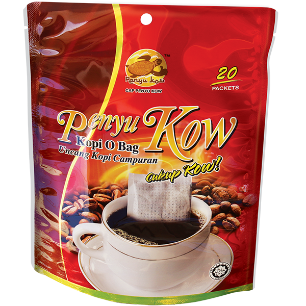 Heng Loong Coffee Products Penyu Kow 20pkts