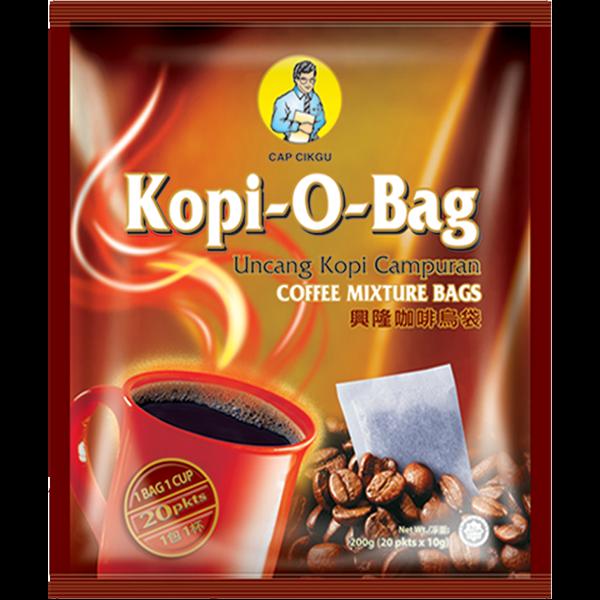 Produk Kopi Heng Loong Coffee Products Capcikgu KOPI-O-BAG 20pkts