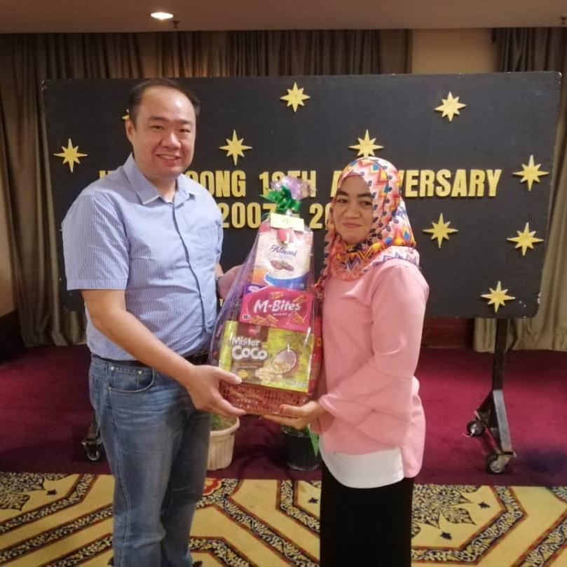 公司活动 HLC company internal events such as Annual Dinner 2018
